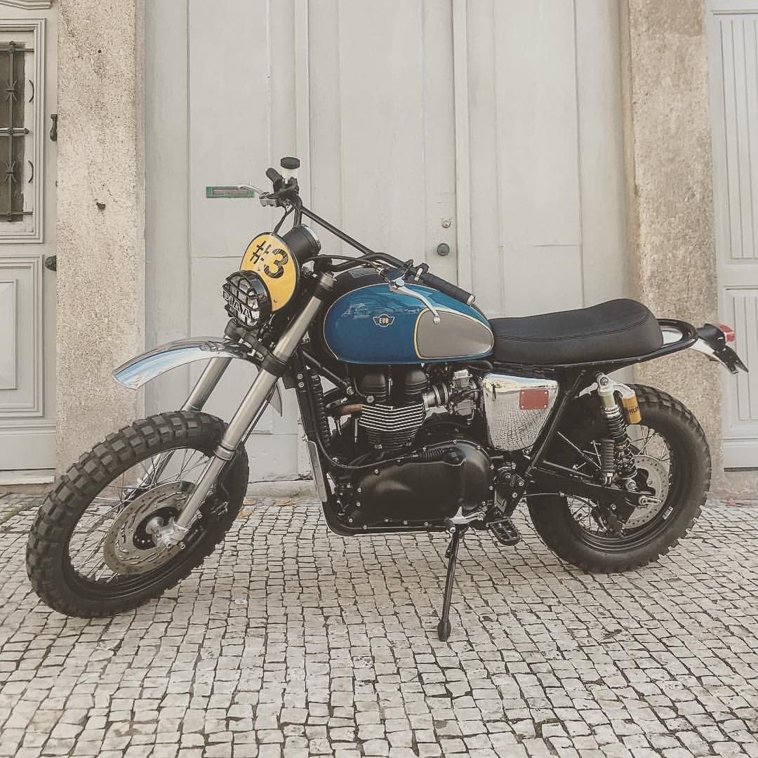 Pin by Quique Maqueda on montor Custom bikes, Ford