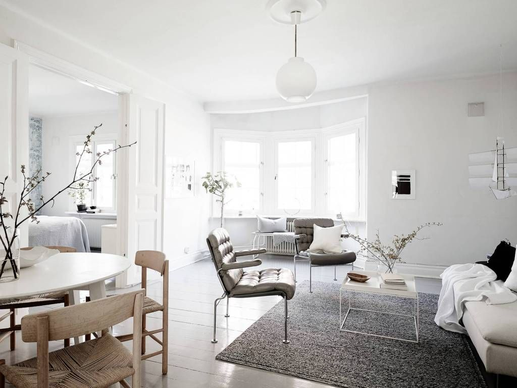 Bright home with a soft look - COCO LAPINE DESIGN