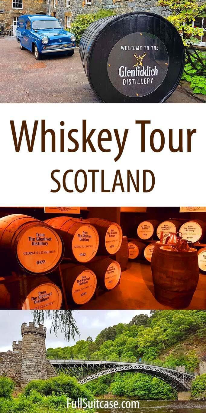 Photo of Scotland Whiskey Tour from Edinburgh: Best Distilleries, Itinerary & Tips