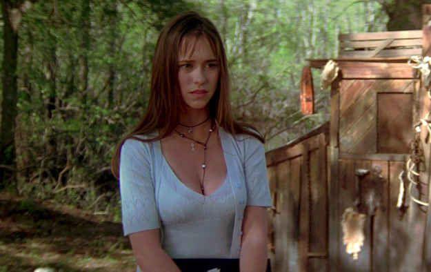 The 25 Fiercest Final Girls Of Horror Jennifer Love Jennifer Love Hewit Jennifer Love Hewitt