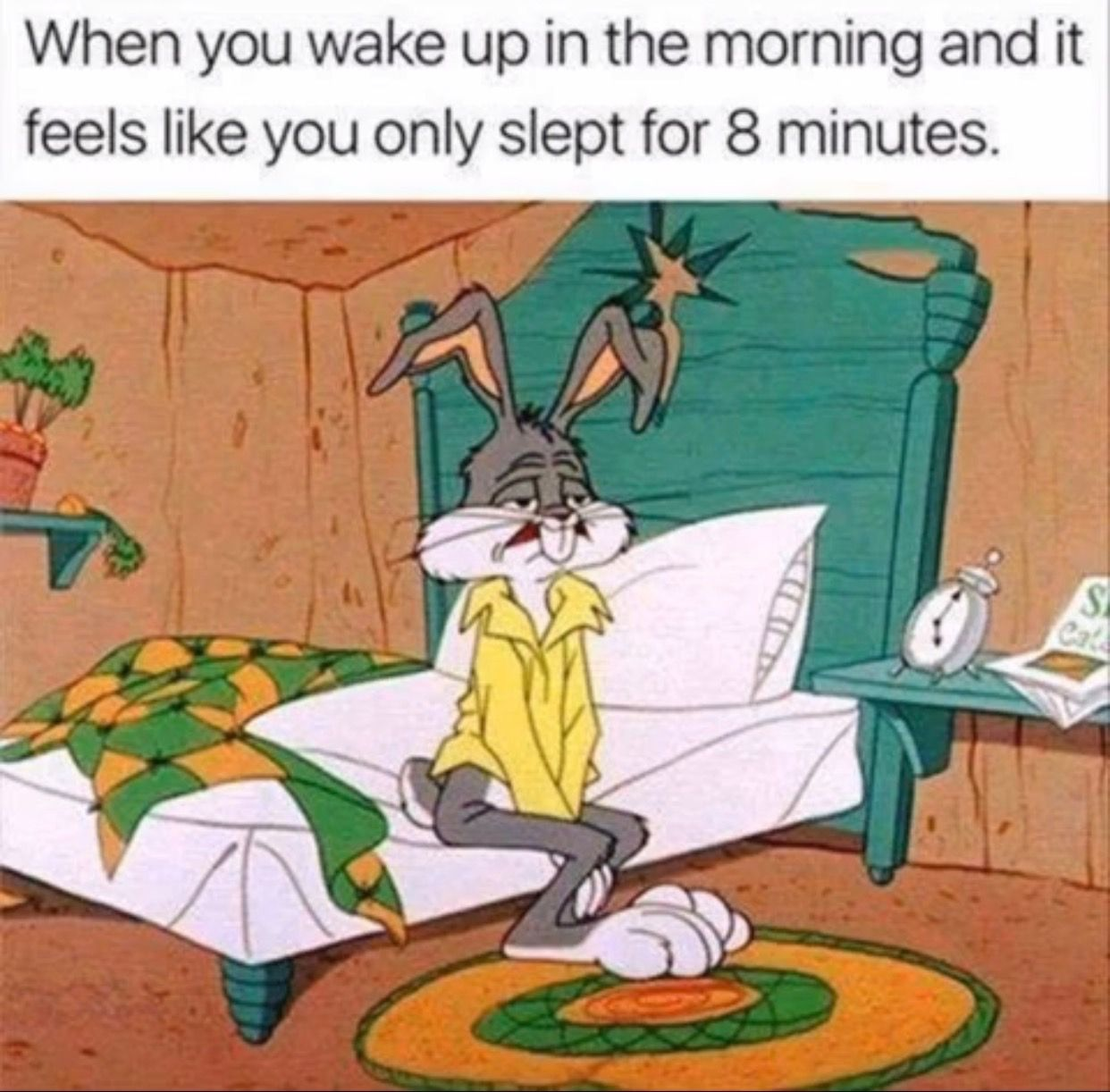 Not A Morning Person Meme