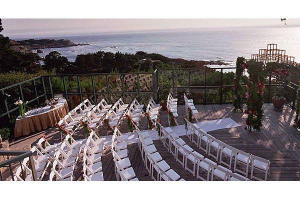 Hyatt Carmel Highlands Wedding Locations California Carmel Wedding Venue Carmel Weddings