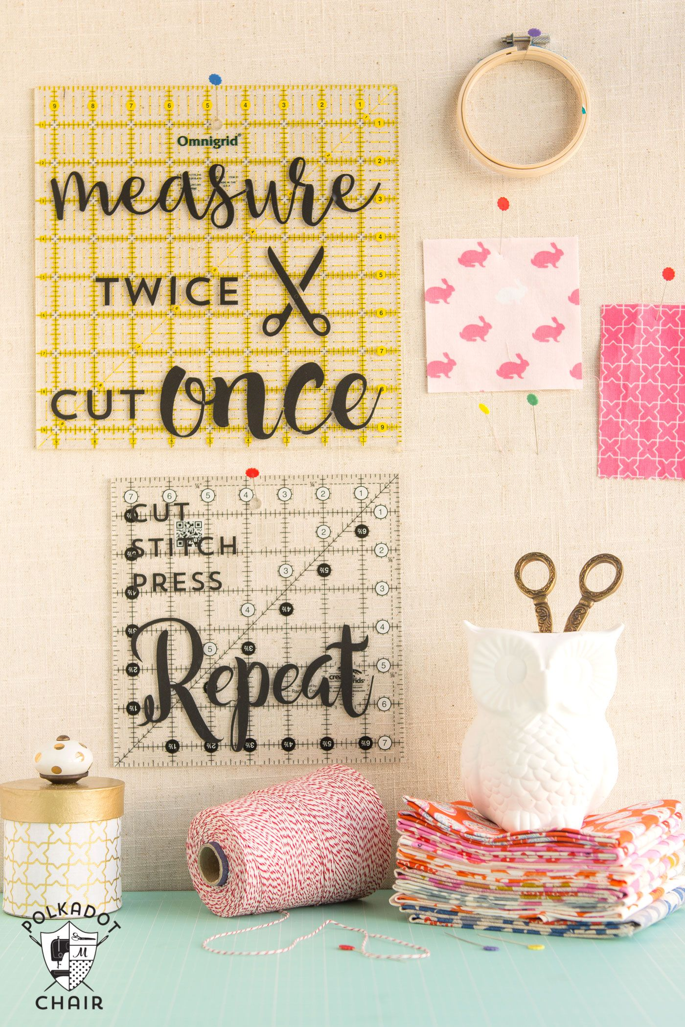 Pin On My Dream Craft Sewing Room