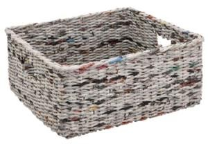 newspaper basket inspiration photo