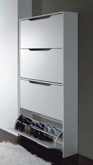 8f7a543e 30 Muebles zapateros modernos y baratos | MUEBLES CON ESTILO ...