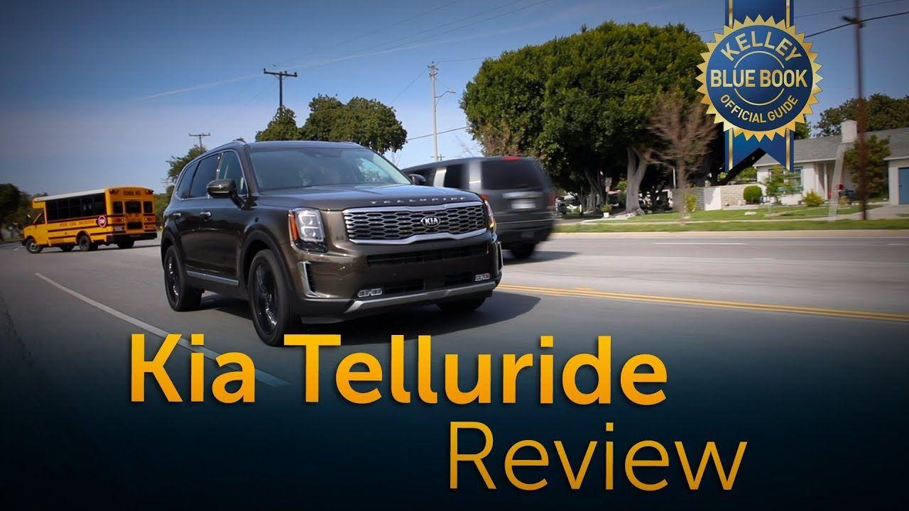 2020 Kia Telluride Review Road Test Telluride Kia Road Test