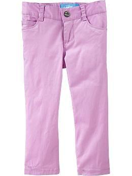 Glitter Skinny Pants for Baby | Old Navy