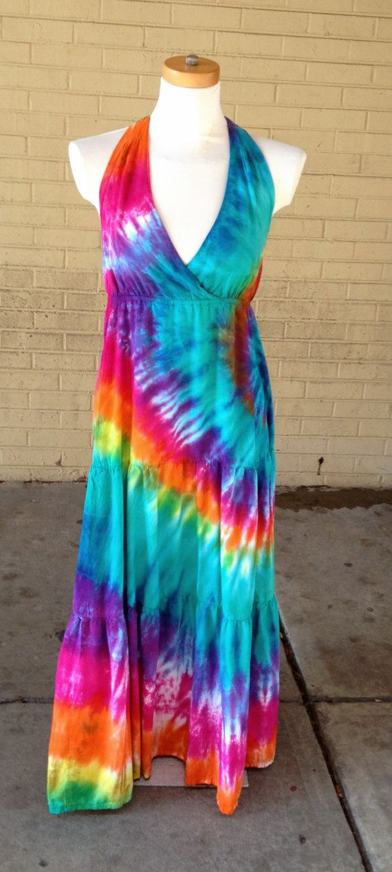 22+ Rainbow tye dye dress info