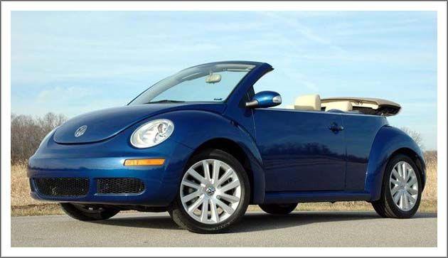 2003 2010 Volkswagen Beetle Convertible Tops And Convertible Top Parts Volkswagen New Beetle Volkswagen Beetle New Beetle