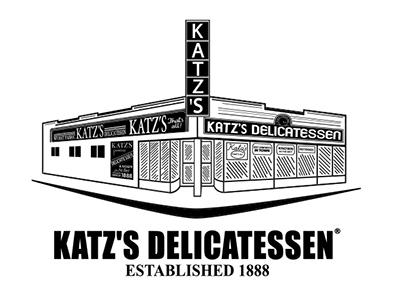 Katz Deli; 205 East Houston Street (corner of Ludlow St) New York City, 10002