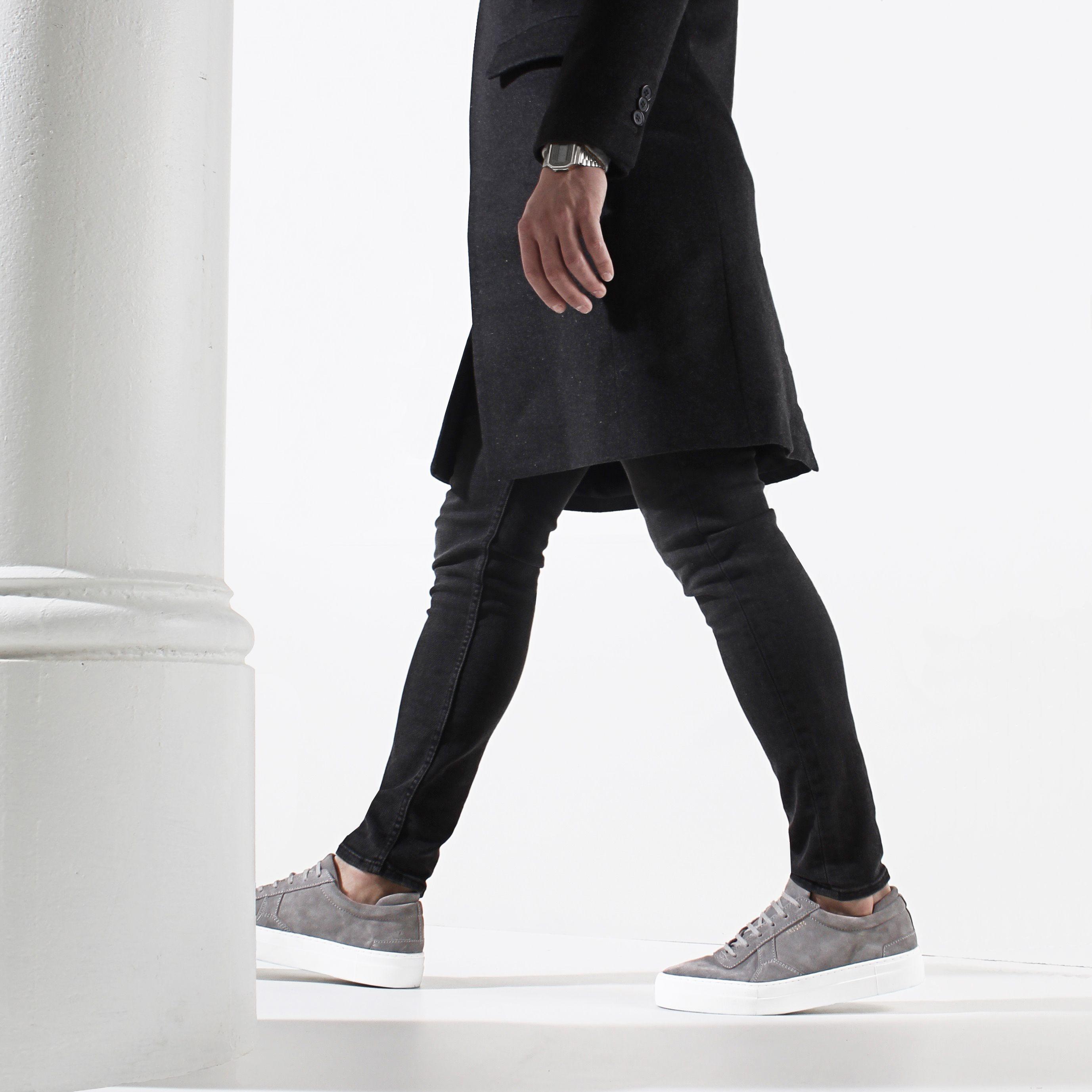 5c5eb815f5b Grey platform sneaker from Axel Arigato. Shop online  axelarigato ...