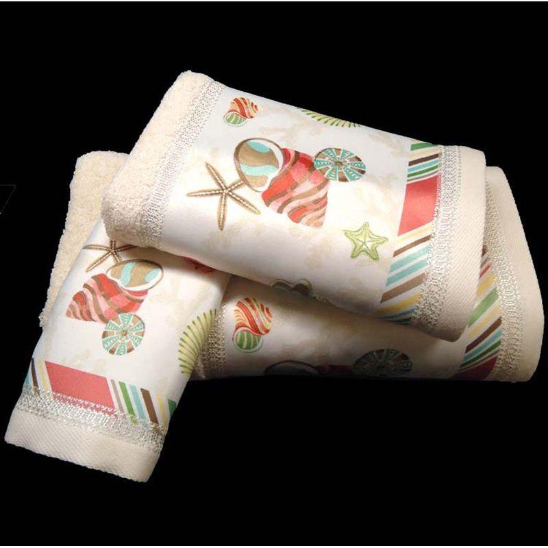 Croscill Kitchen Towels: Croscill Coral Beach Towels