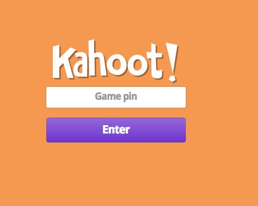 kahoot.it Journées thématiques, Thématique