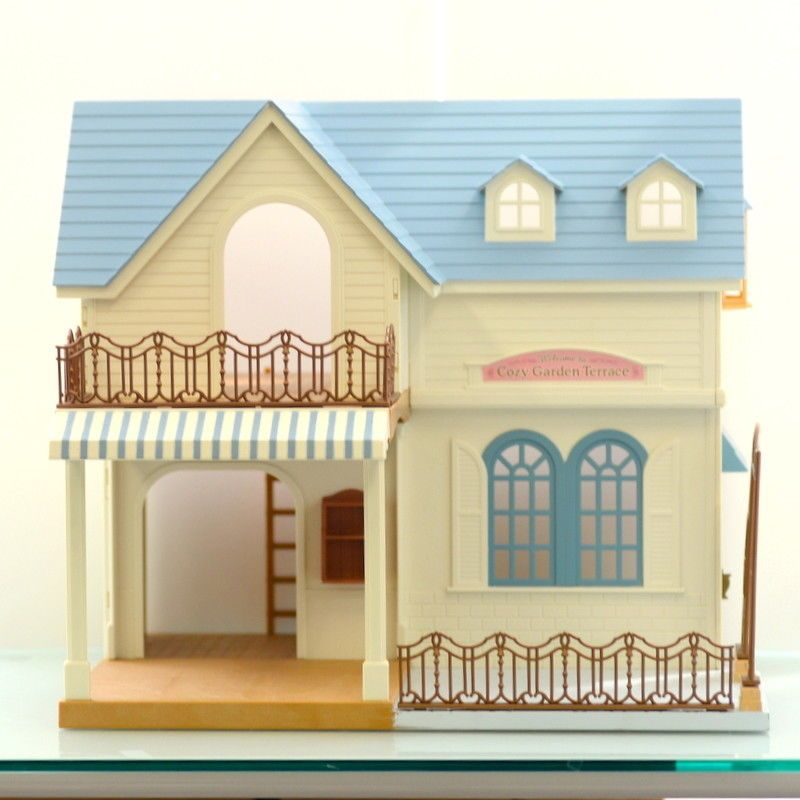 Sylvanian Families Shop House Lovely Longing Ha 43 Epoch Japan Calico Critters Epoch