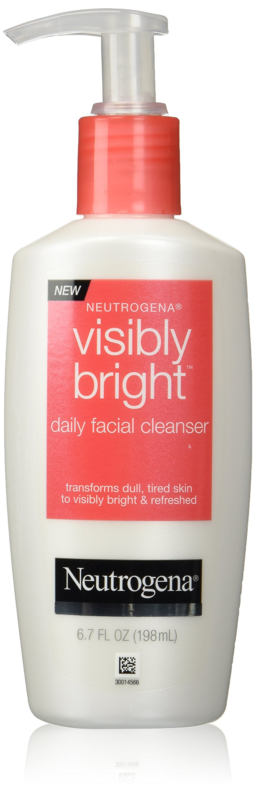 Neutrogena Visibly Bright Facial Cleanser6.7 oz
