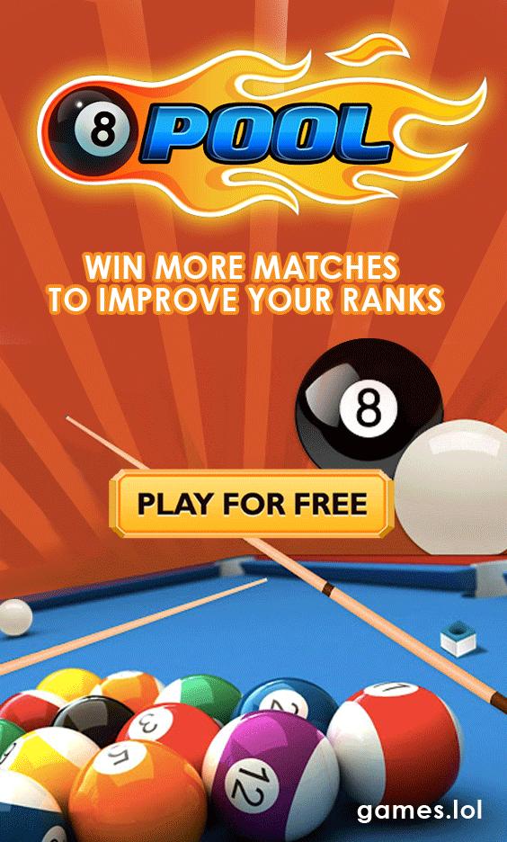 Play 8 Ball Pool On Pc And Mac For Free Pool Balls 8ball Pool Pool Games