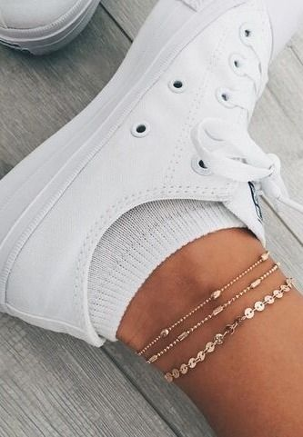 The anklet is making a MAJOR come-back...Get into the anklet renaissance and shop our edit ahead for every style and budget!