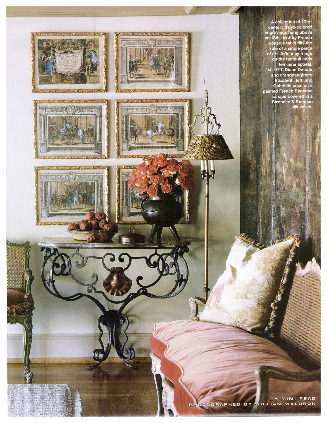 Interior Design   Lucullus   Antiques, Art And Objects. New Orleans ...