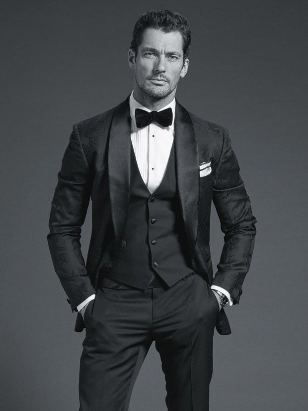 David Gandy GQ Australia December 2015 Photo Shoot | David ...