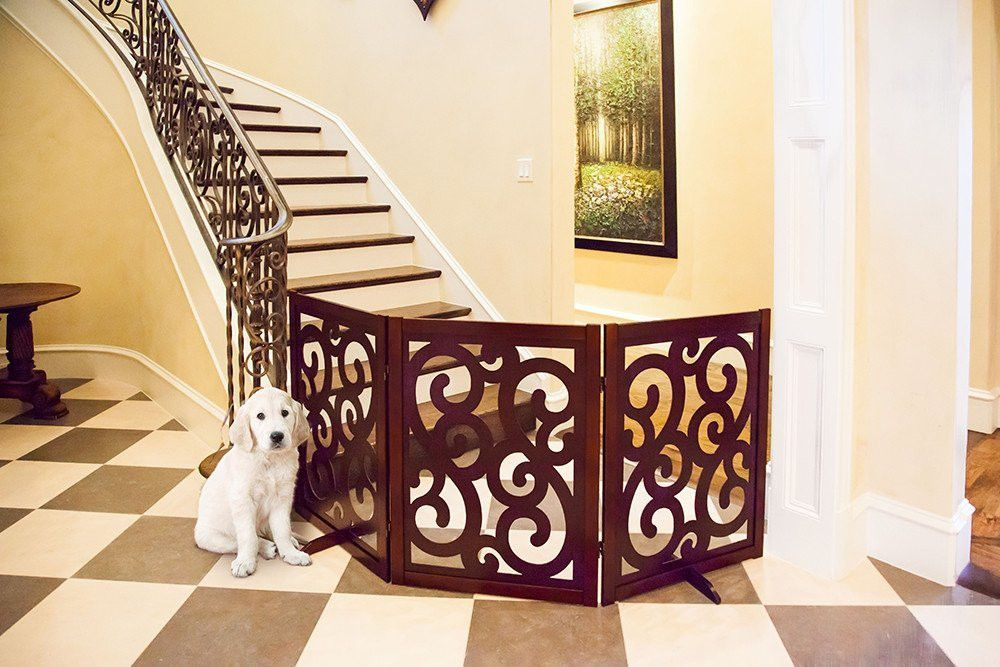 Classic Designer Dog Gate 27 Free Shipping And Tax Included On All