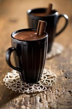 Homemade Mexican Hot Chocolate Mix Recipe Chocolate Drinks Chocolate Tea Mexican Hot Chocolate