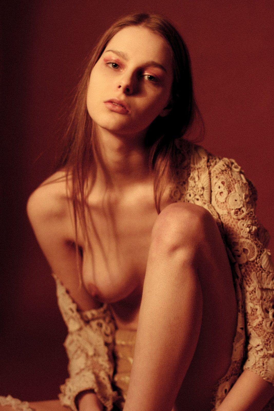 Greta aukstuolyte by marco giuliano mq photo shoot