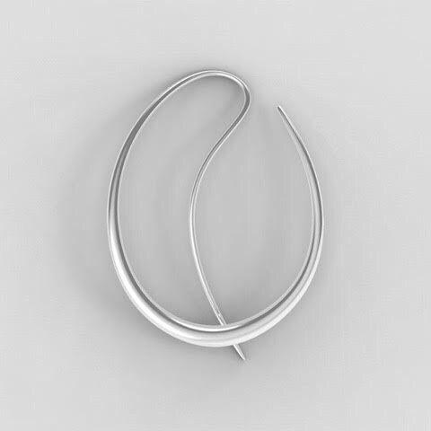 e1ffb0700 Offspring Collection | Jewellery sketch, Earring, Hoop, Offspring,  Jacqueline Rabun, Georg Jensen, Love