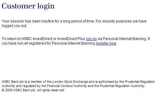 HSBC Investdirect Review | Make Money Online | Online share trading