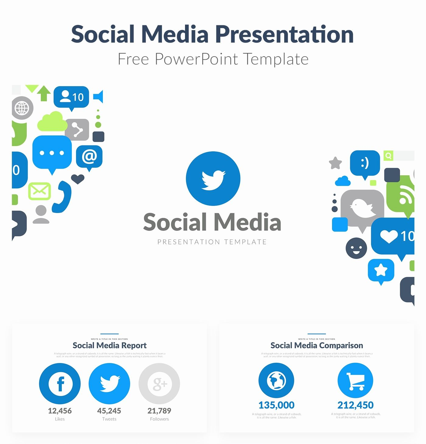 Powerpoint templates social media images powerpoint news to go 2 powerpoint templates social media images powerpoint toneelgroepblik Choice Image