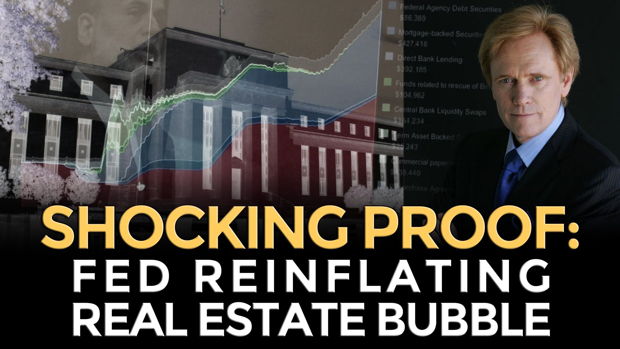 SHOCKING PROOF: Federal Reserve Reinflating Real Estate Bubble - Mike Maloney... Consider signing up for a free Karatbars account @ http://www.karatbars.com/?s=anitam - Karatbars are 24-carat currency gold bullion sold in small affordable increments. Gold is the asset (currency depreciates) that has proven the test of time against inflation & bankruptcy. Karatbars has an Affiliate Program that offers free gold & monetary compensation. www.EarnGold4Free.com