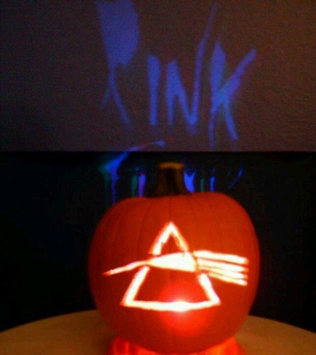 vente chaude en ligne couleur attrayante large choix de couleurs Pink Floyd jack o'lantern. | My Creations | Pumpkin carving ...