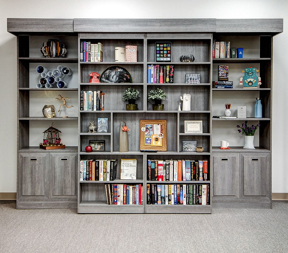"""31 Stunning """"Closet Works"""" Storage Designs and Projects"""