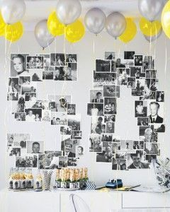 50th Birthday Ideas Party Themes And