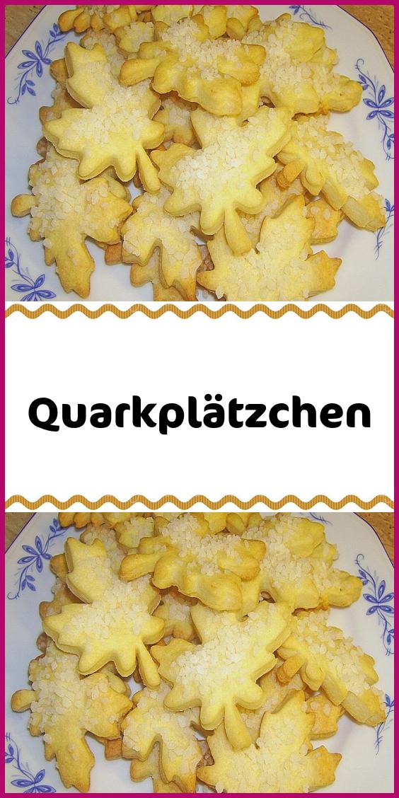 Quarkplätzchen
