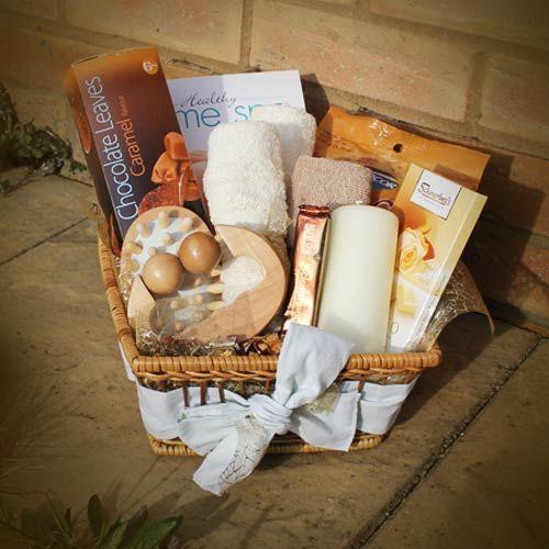 Kosher Spa Gift Basket