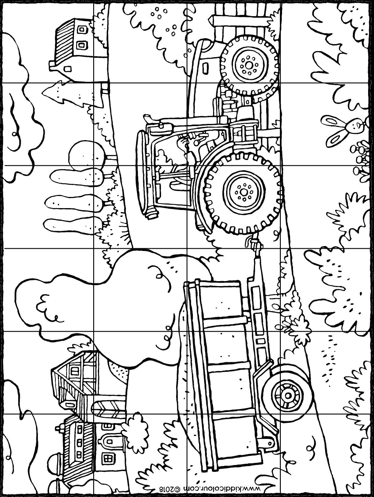 Einzigartig Ausmalbilder Puzzle