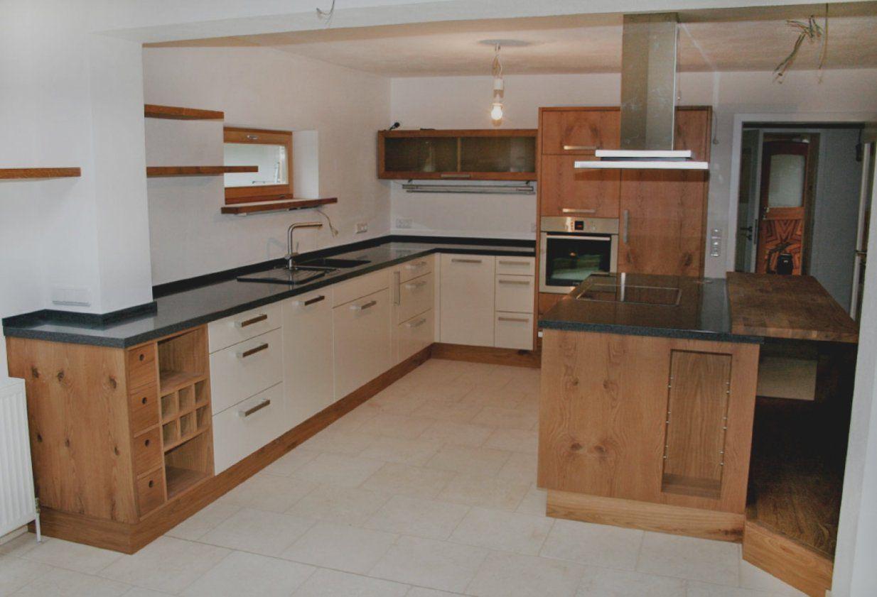 Küche Eiche Rustikal Modernisieren