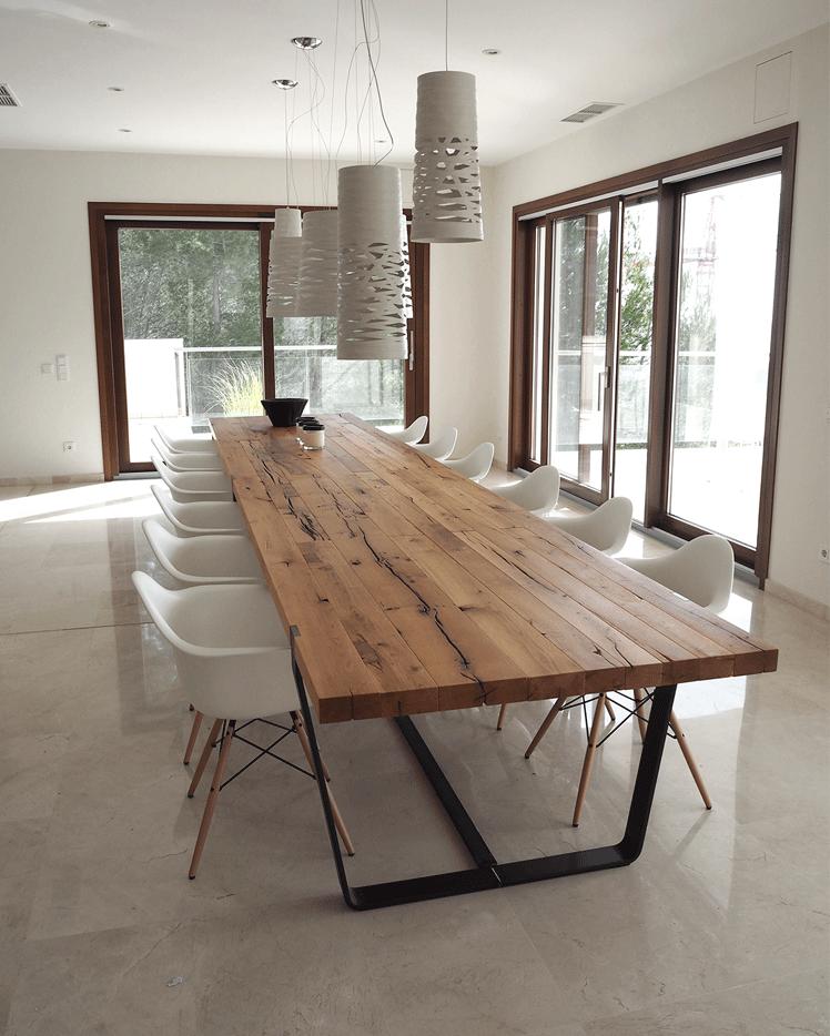 janua tisch ideen rund ums haus pinterest tisch esszimmer und esstische. Black Bedroom Furniture Sets. Home Design Ideas