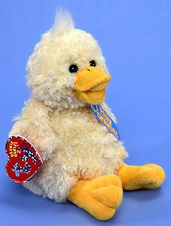 Quackly - duck - Ty Beanie Babies 2.0  cb9c913e888