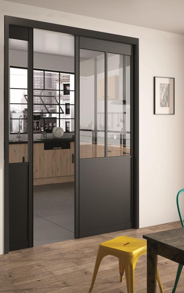 Dressing & Porte Placard SOGAL : Modèle De Porte