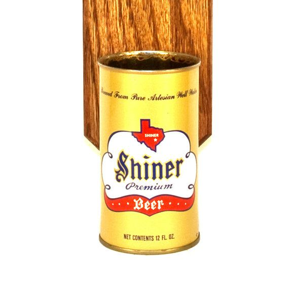 beer gift shiner texas bottle opener with wall mounted on hole in the wall cap oriental id=67961