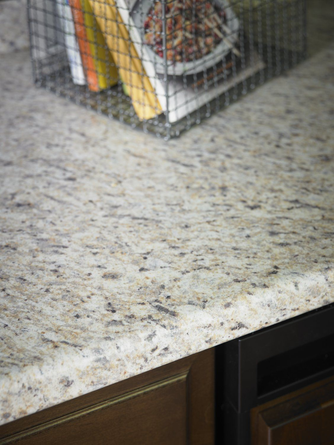 Kitchen With Formica Laminate Santa Cecilia Gold Countertop Click Through To Get A Free Sample Of