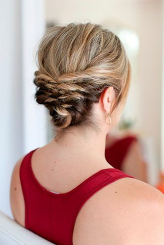 Cute Easy Hairstyles For Short Hair Magnificent 30 So Cute Easy Hairstyles For Short Hair  Easy Updo Hairstyles