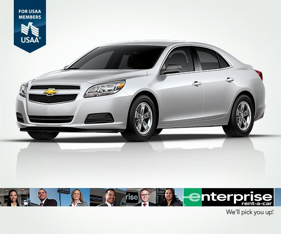 Usaa Members Save On Car Rental With Enterprise Get A Member Discount On Everyday Low Enterprise Car Rental