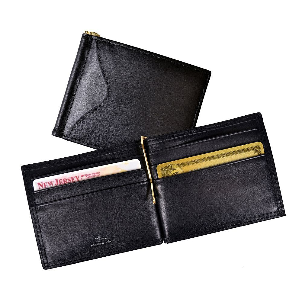 b1367f1e2 Royce Leather Cash Clip Wallet