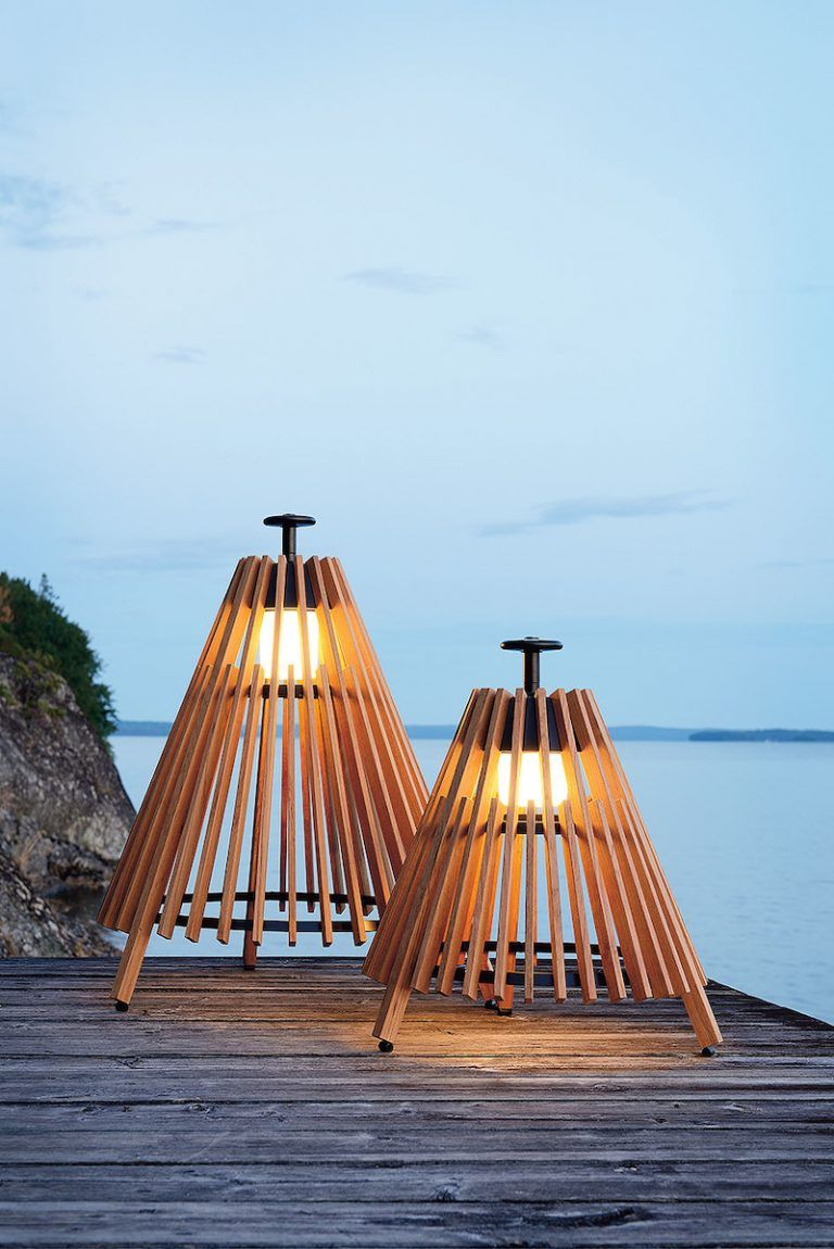 Outdoor Floor Lamps To Use In A Deck Or Patio Modern Home Decor Outdoor Floor Lamps Floor Lamp Lamp