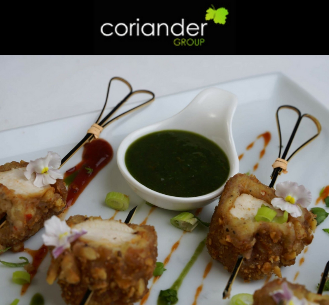 Asian Wedding Food Caterers: Delicious Indian Wedding Cuisine In Coriander Manchester
