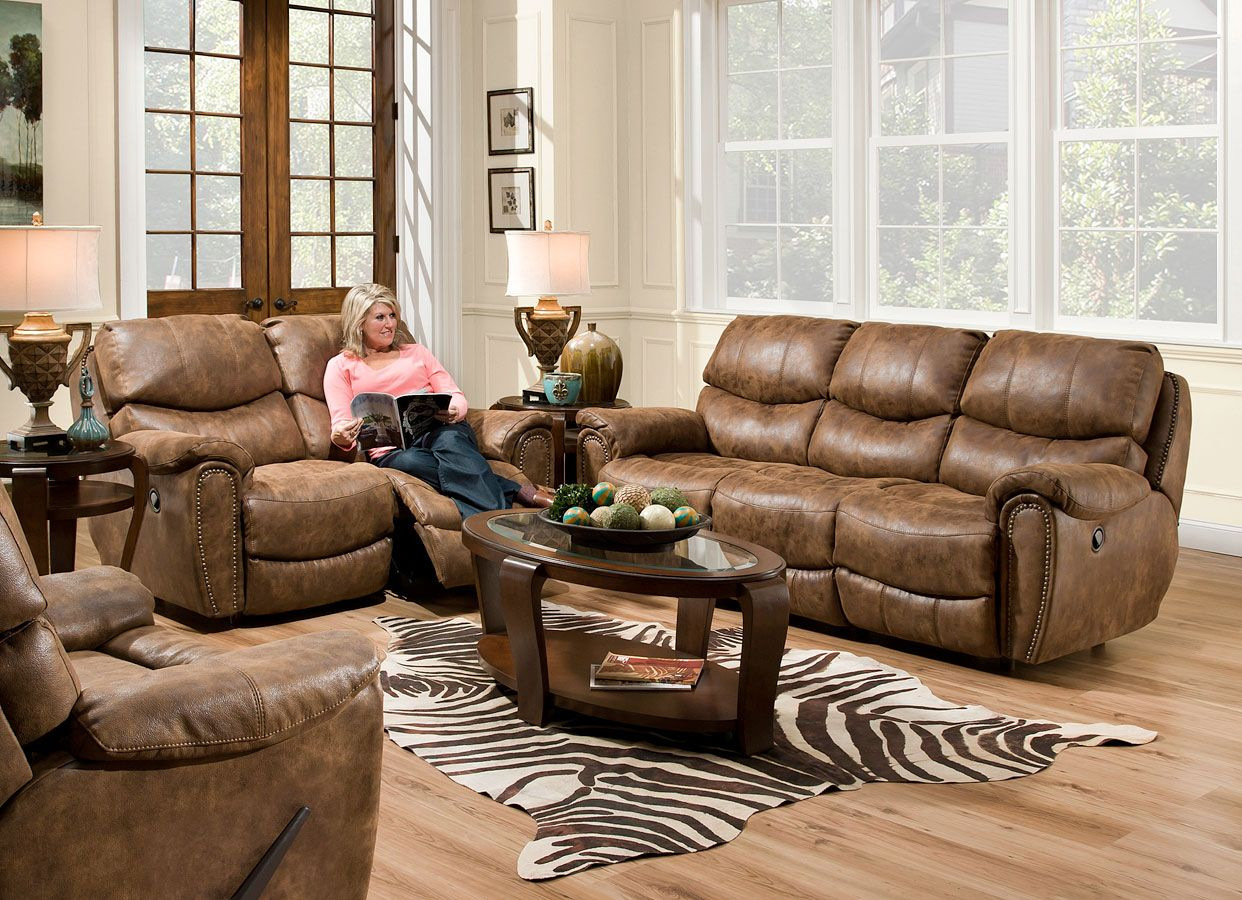 Richmond Reclining Living Room Set With Images Living Room