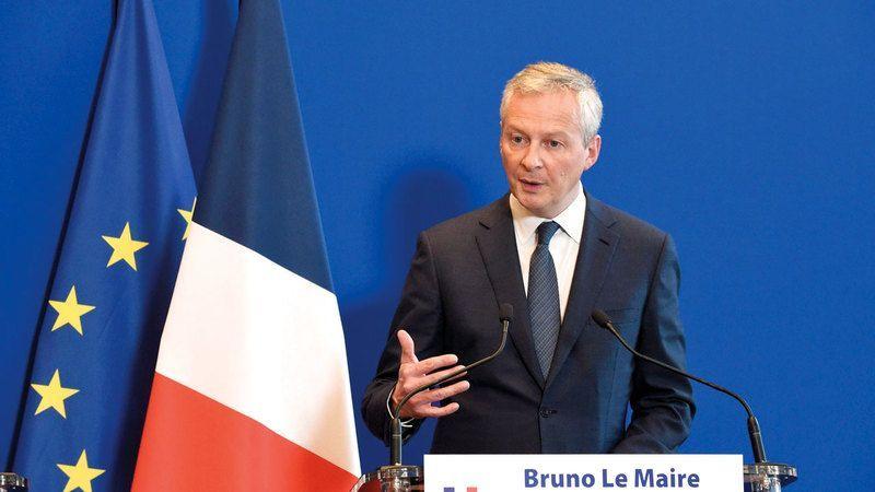 فرنسا تستعد لفرض ضريبة على شركات تقنية كبيرة Eu Flag Country Flags Country