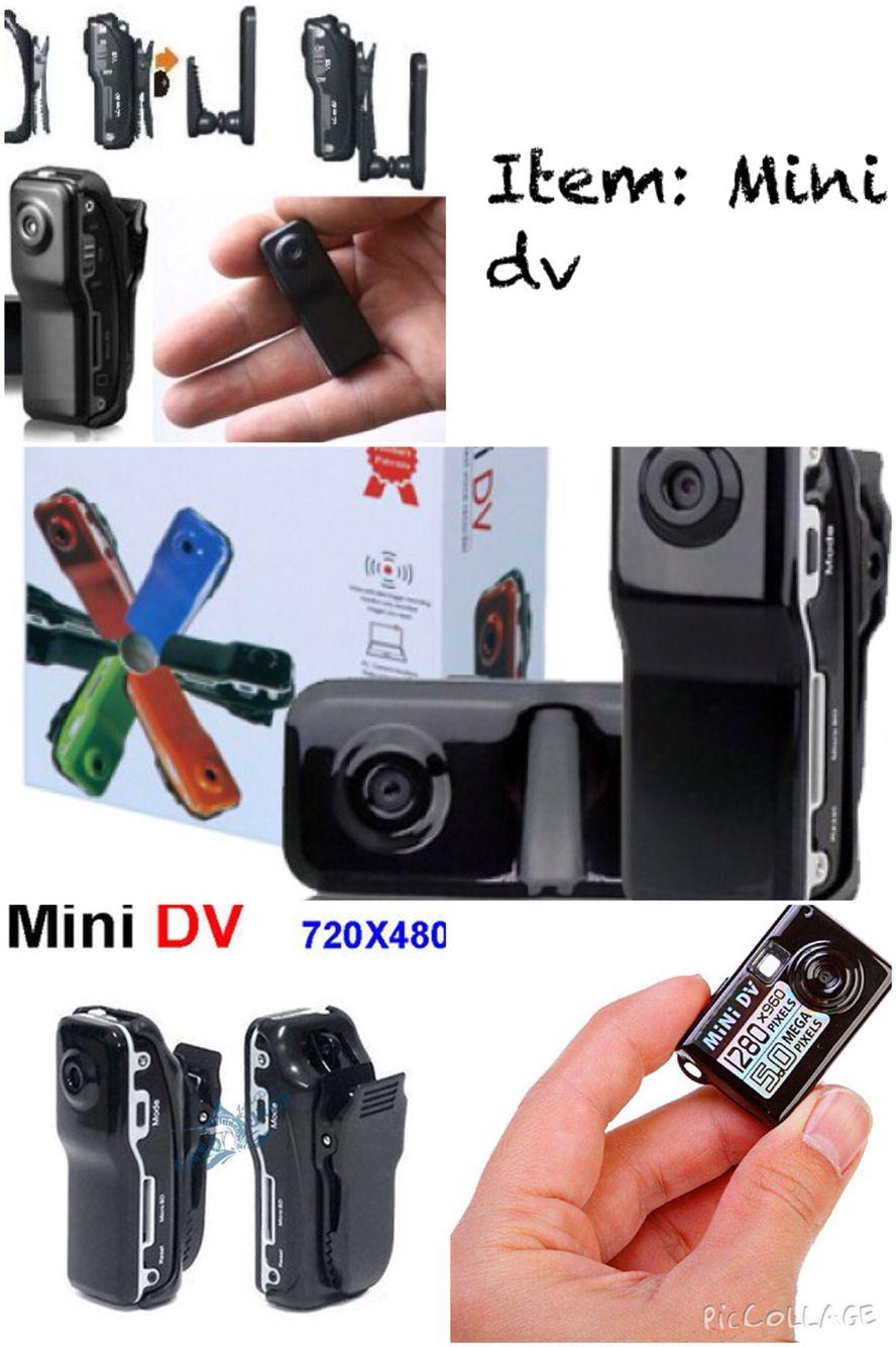 Mini DV Video camera, Hidden video camera, Spy camera
